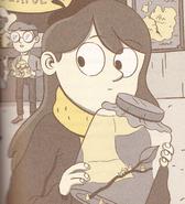 Hilda with Nittens - novelization