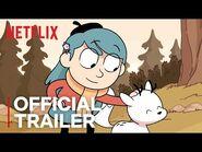 Hilda - Official Trailer -HD- - Netflix