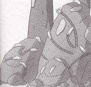 Rock-eating slugs novelization