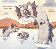 Salt-Lions Hilda's book of beasts and spirits