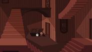 House in the Woods - alien geometries