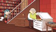 Library, copier
