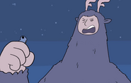 Forest Giant (Hilda's nightmare)