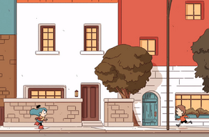 Frida's house, exterior.png