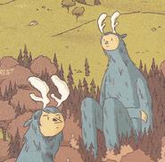 Forest Giants - Hildafolk