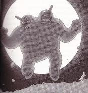 Two-headed troll novelization