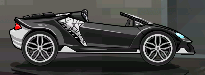 Supercar Black white.png