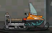 Snowmobile orange black.png
