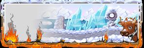 Adventure background Racer Glacier.png
