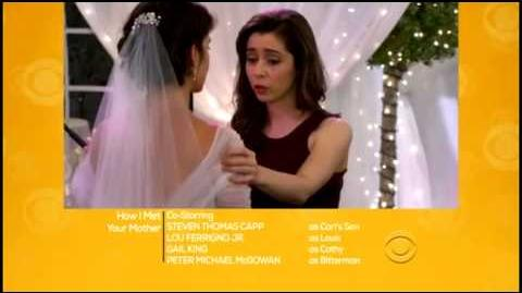 "How I Met Your Mother 9x22 Promo ""The End of the Aisle"" How I Met Your Mother S09E22 Promo"