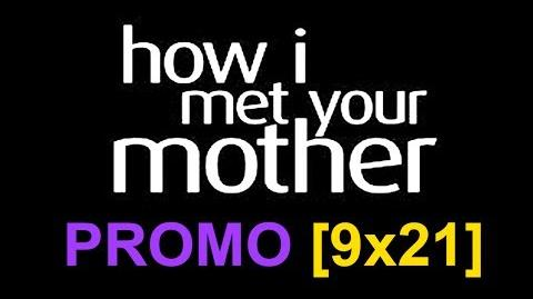 "How I Met Your Mother 9x21 Promo ""Gary Blauman"""