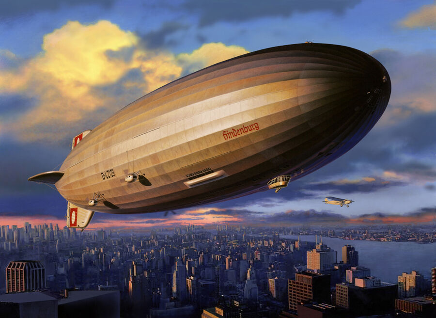 Welcome to the Hindenburg Wiki