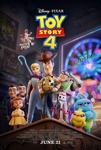 Toy Story 4 Hindi Dubbing Wiki Fandom