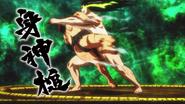 Pulling Body Slam God Body Hammer