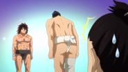 Saenoyama Accepts Ushio's Challenge