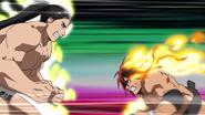 Sōsuke vs. Hinomaru