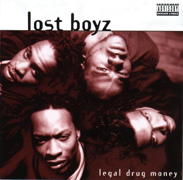 Legal Drug Money