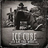 Ice Cube - I Am The West (Front Cover)