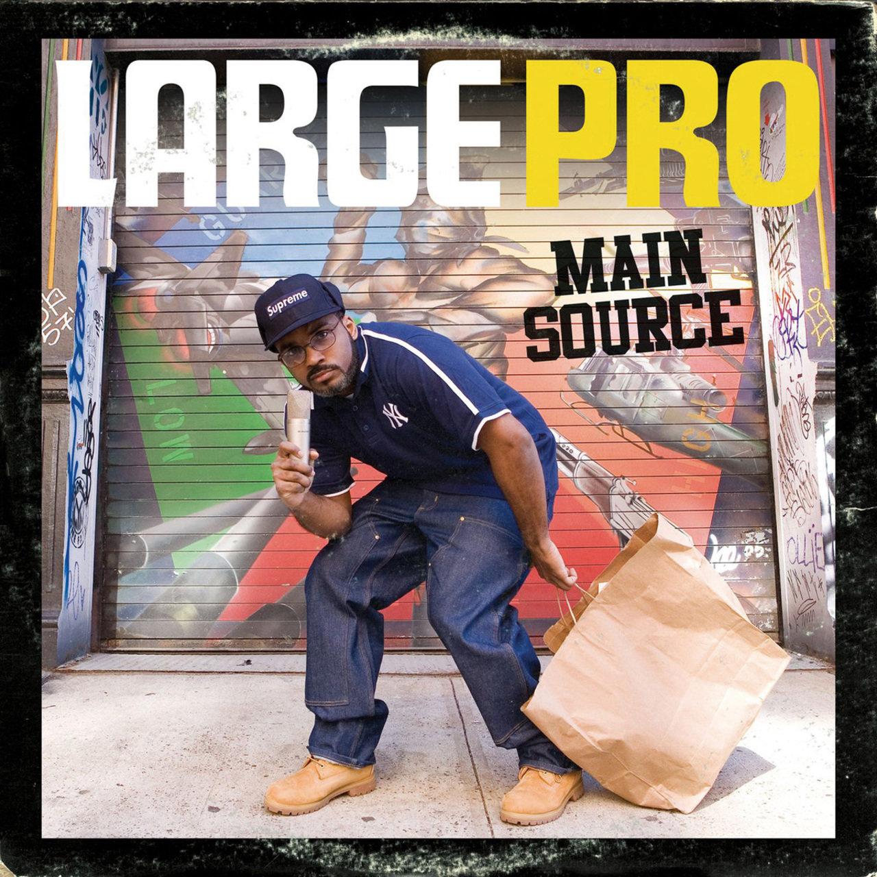 Main Source (album)