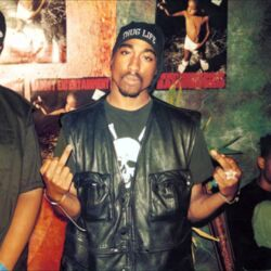 East Coast-West Coast hip hop rivalry