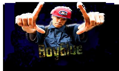 Boy6lue (rapper)