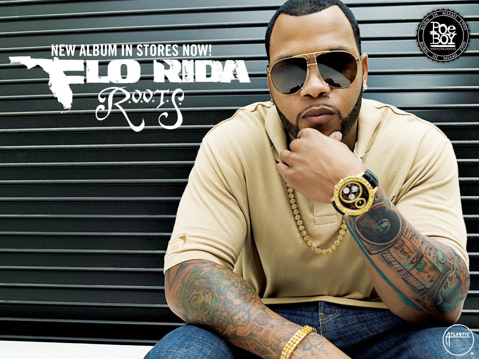 Flo-Rida (rapper)