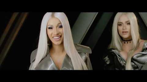 Cardi B - Ring (feat. Kehlani) Official Video