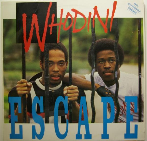 Escape (Whodini album)