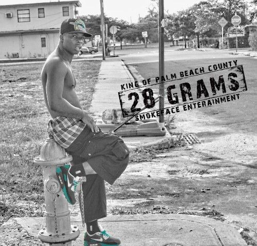 28 Grams (rapper)