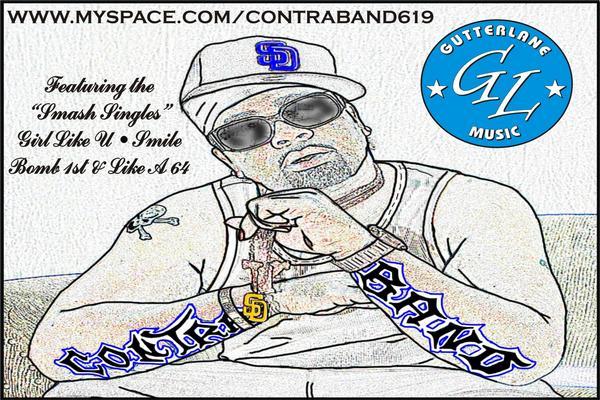 Contraband (rapper)
