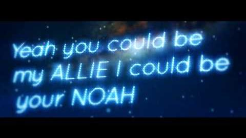 Crazy For You - Kalin and Myles Lyric Video