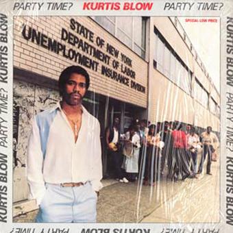 Party Time? (Kurtis Blow ep album)