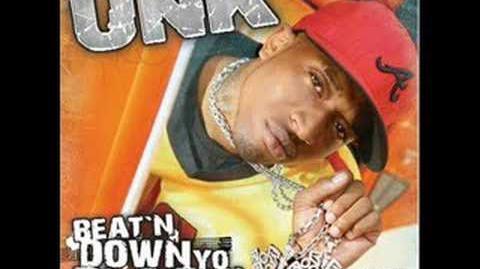 DJ UNk-Beat'n down yo block