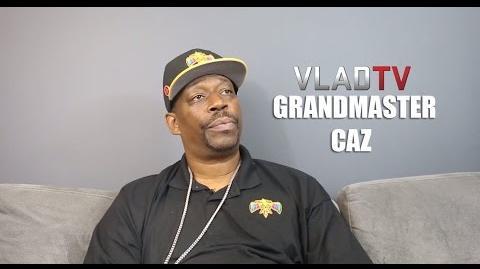 Grandmaster Caz on Coke La Rock Being Hip-Hop's First MC