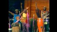 Osibisa in Sweden 1972