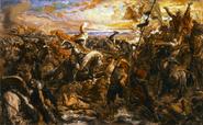 Битва при Варне (Матейко)