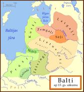 Прибалтийские народы