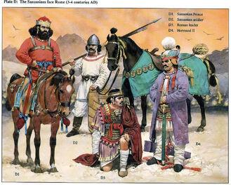 Persian-sassanid-emperor-hormizd-ii-with-a-roman-prisoner.jpg
