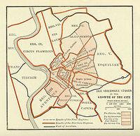 Rome's Earliest Growth