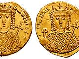 Empress Irene Of Byzantium