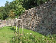 Woldegk Stadtmauer