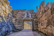 Mycenaean-Ruins-Lions-Gate