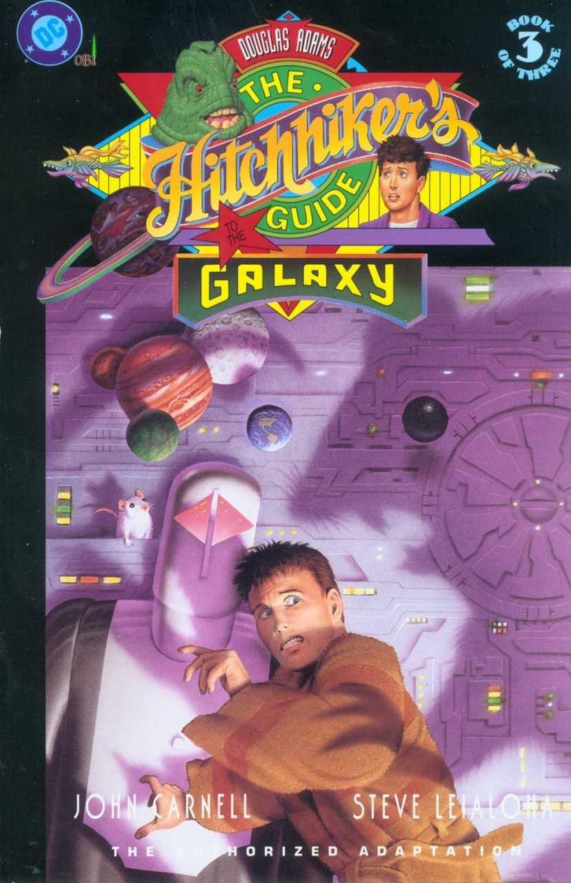 Hitchhiker's Guide to the Galaxy Vol 1 3