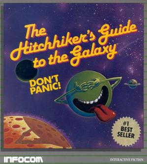 The Hitchhiker's Guide to the Galaxy (video game)