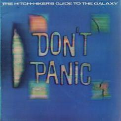 The Hitchhiker's Guide to the Galaxy (LP)