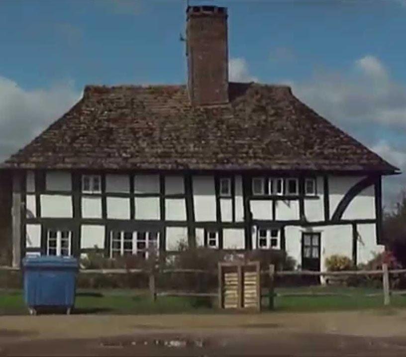 Arthur Dent's house