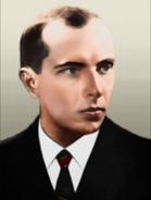 Portrait Kaiserreich Stepan Bandera