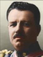 Portrait Chile Carlos Ibáñez del Campo