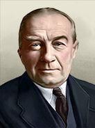 Portrait Britain Stanley Baldwin