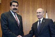 Встреча с Президентом Венесуэлы Николасом Мадуро - 1